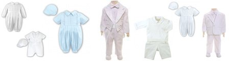 Boys Christening Outfits And Sets