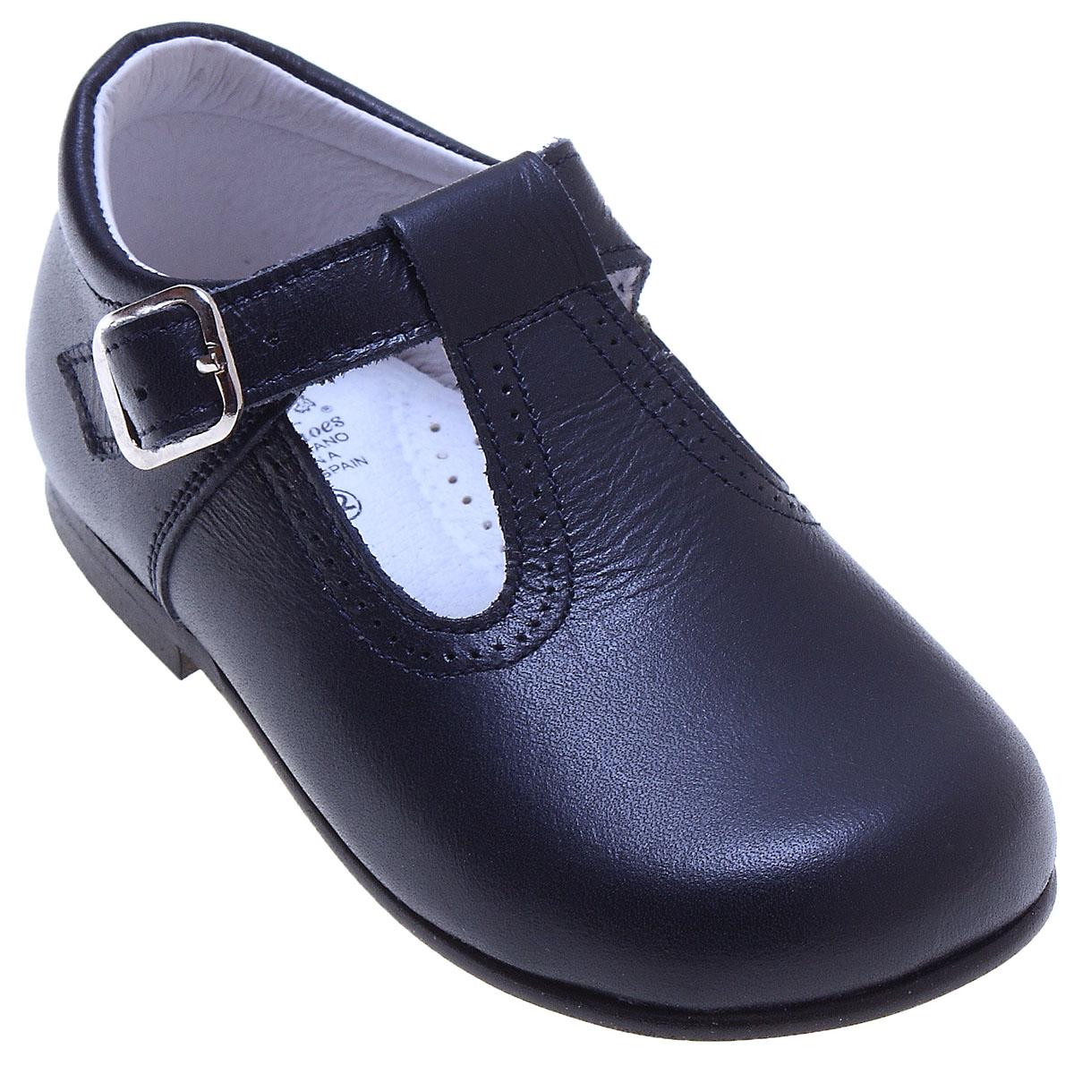 Buckle Boys Shoes