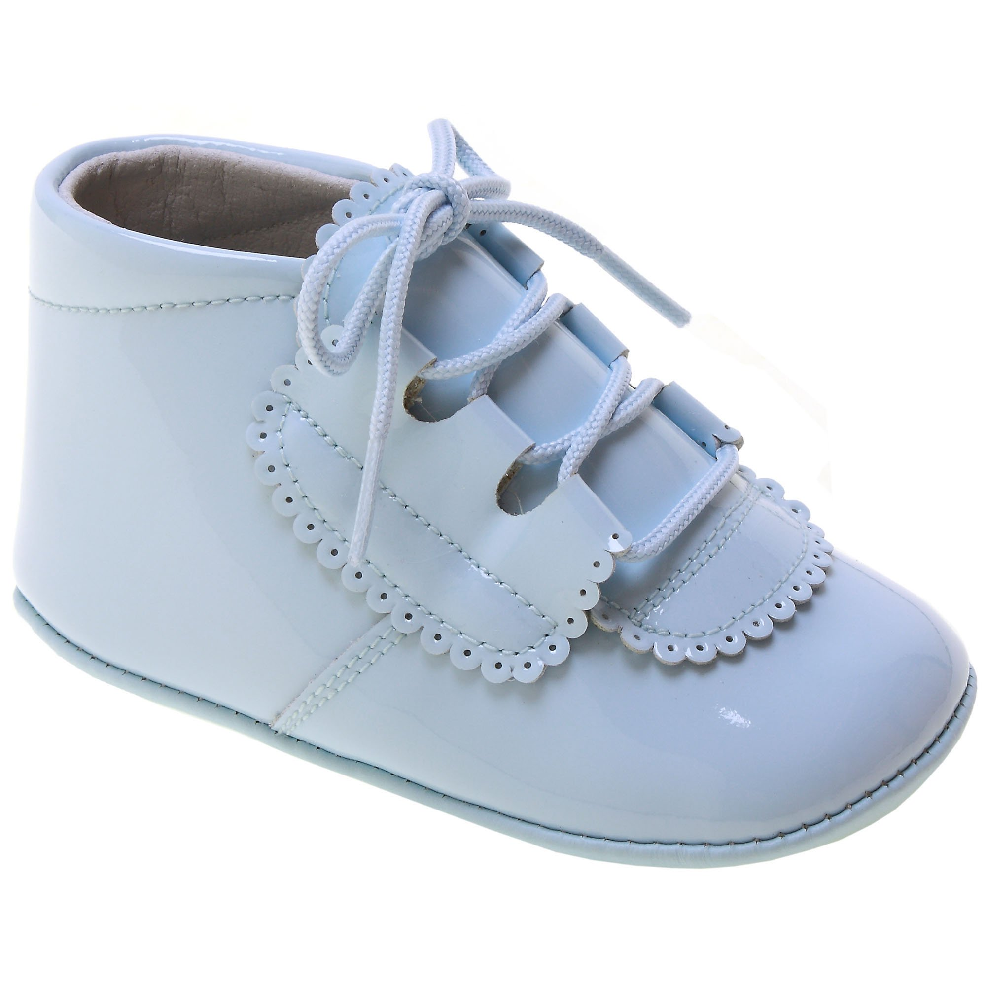 Spanish Leather Shoes Toddler