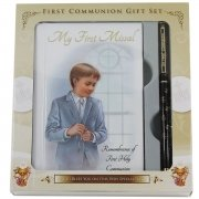 Communion Boys Missal And Pen Gift Set