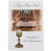 My Mass Book Remembrance Of First Holy Communion