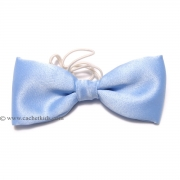 Boys sky blue bow tie - 6m To 12yrs