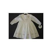 SALE Sarah Louise Ivory Dress