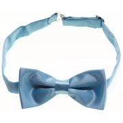 Boys Sky Blue Bow Tie
