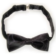 Boy Black Bow Tie
