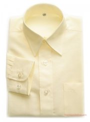 SALE Baby boy special occasions cream shirt