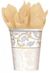 Pack of 8 Christening Or Communion Party Cups