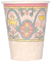 Pack of 8 Communion Or Christening Party Cups