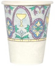 8 Communion Or Christening Cups