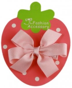 Pink Boutique Hair Bow