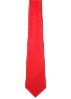 Boy communion red tie