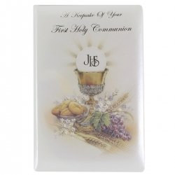 First Holy Communion Special KeepSake Booklet