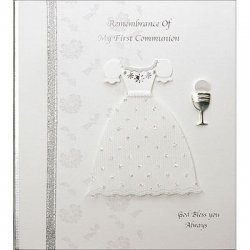 Girls Communion Cards, communion invite cards & Thank You Cards