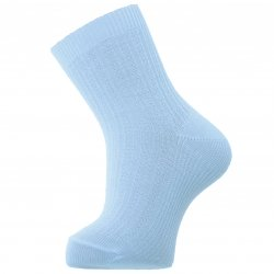 Baby Boys Summer Dress Socks in Baby Blue Colour