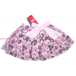 ELLE E13159 skirt in lilac and pink