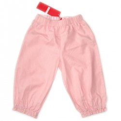E94047 Elle baby girl pink trousers