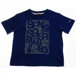 Sale Ben Sherman 1963 boys t shirt in blue