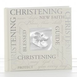 Baby Christening Photo Album Keepsake Gift