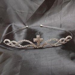 Cross Communion Tiara
