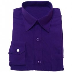 Boys Purple Shirt Boys Formal Dress Shirt