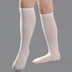 Linzi Jay Knee High White Thin Socks For Communion Girls 7 To 10 Years