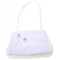 First Holy Communion Dolly Bag With 2 Flower Stars