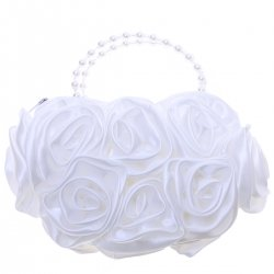 First Holy Communion Dolly Rose Flowers Bag