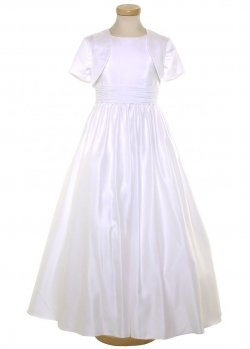 Elegantly Simple Communion Dress By Linzi Jay