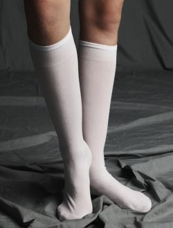 Knee High Socks For Communion 7 To 10 Years