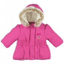 SALE Mayoral Baby Girls Pink Coat