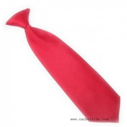 Baby boys tie in rose red 6 Months To 4 Years