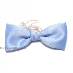 Boys sky blue bow tie 6m To 12yrs