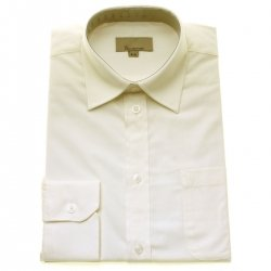 SALE Boys Ivory Formal Shirt from baby to teen
