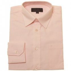 SALE Boys Formal Pink Shirt