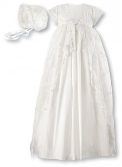 Sarah Louise Baby Christening Gown FREE GIFT And DELIVERY