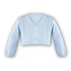 Baby Boys Blue Cardigan