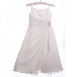 SALE C5275 Sarah Louise IVORY DRESS