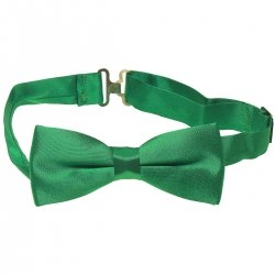 Boy Green Bow Tie