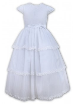Sarah Louise Layered First Holy Communion Dress