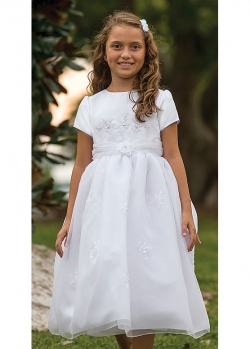 First Holy Communion Dress By Sarah Louise