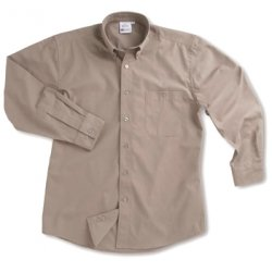 Explorer Long Sleeve Shirt Beige