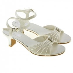 SALE Special Occasions Ivory Shoes Or Childrens Bridesmaid Ivory Shoes