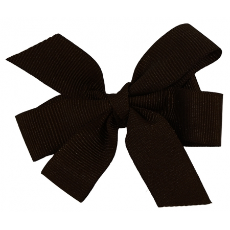 Brown Boutique Hair Bow