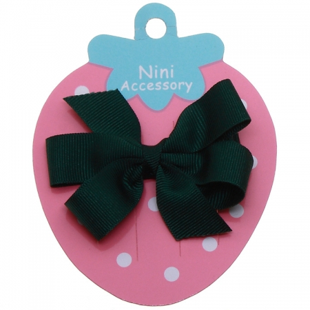 Forest Green Boutique Bow