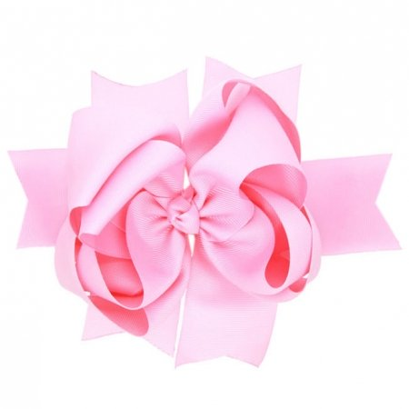 Large 8 inches Pink Bow
