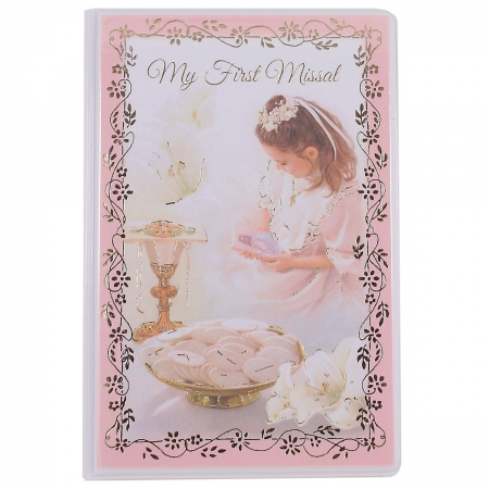 Girls My First Missal First Holy Communion Gift