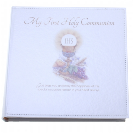 Large Communion Photo Album