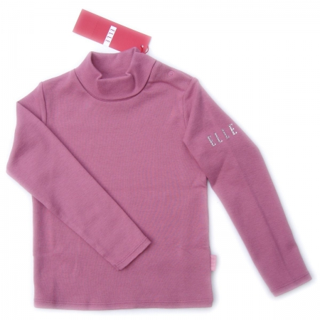 ELLE E05507 baby pink long sleeves top