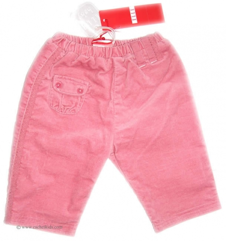 ELLE E94035 pink trousers