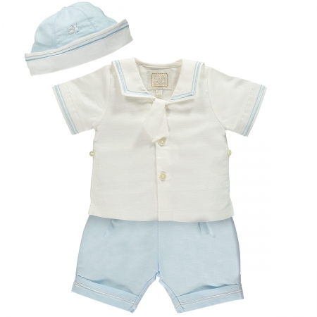 62960077a11 Find every shop in the world selling baby boys twill bucket hat lait ...